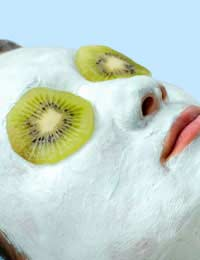 Fruit Beauty Treatment Skin Natural Face